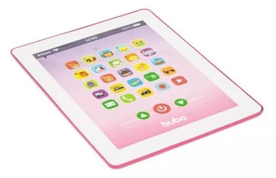 Buba Tablete Rosa Pink Bebê