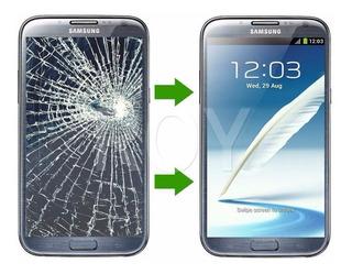 Cambio Reparación Vidrio Lens Samsung Note 5 S.o.s Celulares