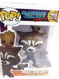 Funko Pop! Guardians Of The Galaxy N-211
