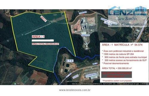 Áreas Para Loteamentos À Venda  Em Jarinú/sp - Compre O Seu Áreas Para Loteamentos Aqui! - 1397711