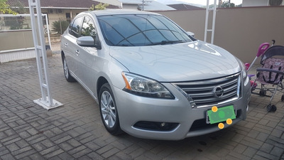Nissan Sentra 2.0 S Flex 4p 2014