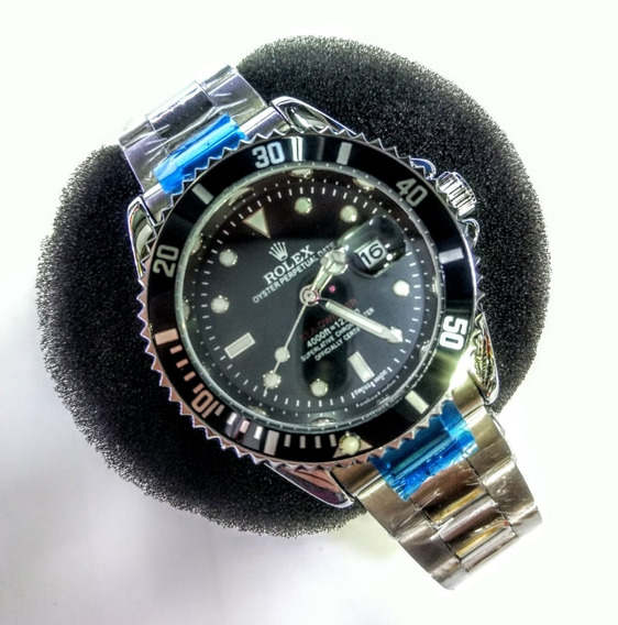 Submariner Black Com Caixa