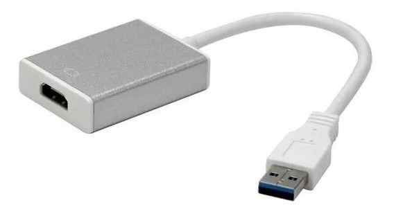 Adaptador Usb 3.0 Para Hdmi Video Conversor 1080p Windows