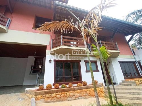 Imagem 1 de 30 de Casa Para Aluguel Em Sítios De Recreio Gramado - Ca006422