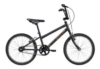 Bicicleta Caloi Expert 2017, Aro 20, Preta Fosco