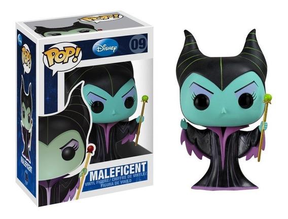 Funko Pop! Malévola - Maleficent 09 - Disney