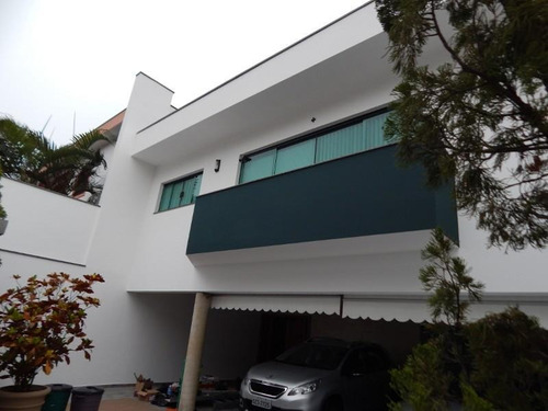 Imagem 1 de 28 de Sobrado À Venda, 340 M² Por R$ 2.300.000,00 - Vila Floresta - Santo André/sp - So19477