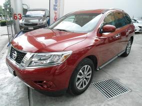 Nissan Pathfinder 3.5 Sense Cvt Cdmx