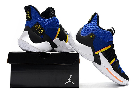 Tenis Nike Air Jordan Why Not Zer0.2 Westbrook Frete Gratis