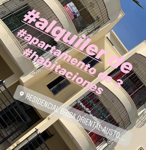 Apartamento En Alquiler En Brisa Oriental Ll San Isidro