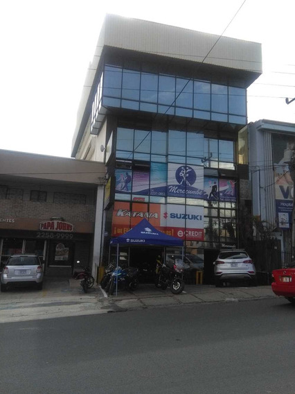 Edificio De 5 Pisos, Mejor Punto Comercial De Heredia,