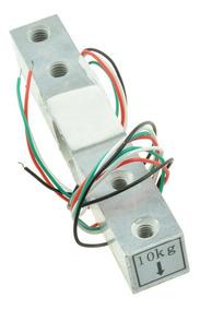 Célula De Carga Sensor De Peso 10kg Arduino Balança