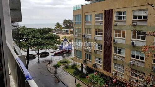 Apartamento À Venda, 3 Quartos, 1 Suíte, 1 Vaga, Leblon - Rio De Janeiro/rj - 22606