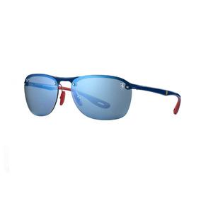 744752cec Oculos Rayban Espelhado Masculino Justin - Óculos no Mercado Livre ...