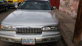 Ford Grand Marquis 1992 Lujo Piel Bien Cuidado,acepto Cambio