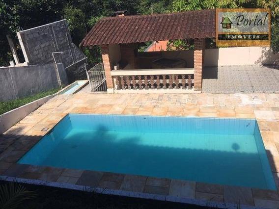 Estuda Proposta Com Casa Em Ubatuba Ou Caraguatatuba - Chacara Completa - Ville Saint James I - Campo Limpo Paulista/sp - Ch0125