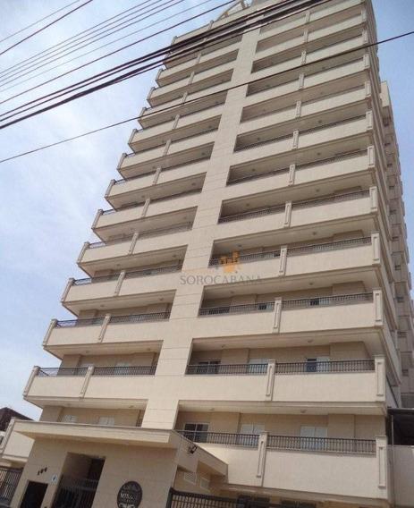 Apartamento Com 2 Dormitórios Para Alugar, 90 M² Por R$ 1.300/mês - Parque Bela Vista - Votorantim/sp - Ap0027
