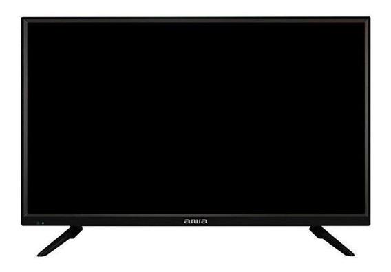 Televisor Aiwa 55 55b4k Led 4k Smart Negro Tienda Fisica