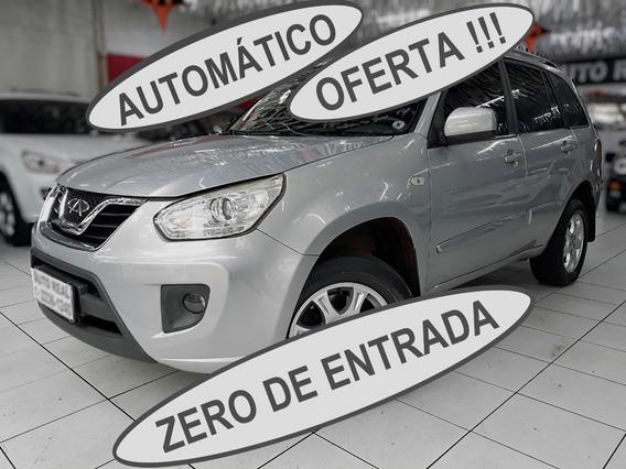 Chery Tiggo Automático 2.0 - 2015 / Financiamos Sem Entrada