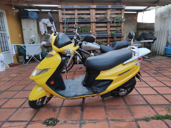 Suzuki An125 Burgman