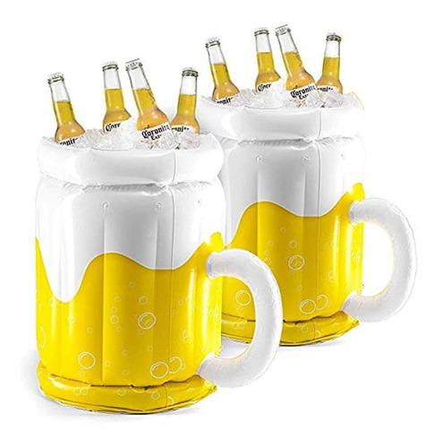 Globo De Cerveza Inflable De 18.0in. Marca Pyle