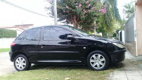 Peugeot 206 Xr Premium 3 P