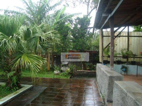 Chácara Residencial À Venda, Jardim Boa Vista, São Bernardo Do Campo. - Ch0033
