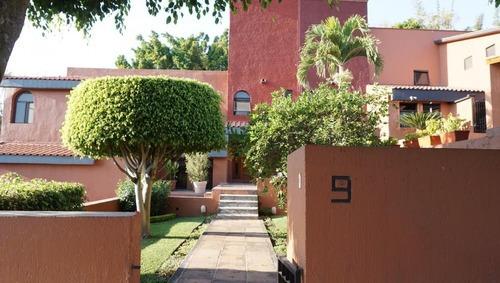 Venta De Casa En Condominio, Palmira, Cuernavacaclave 2420
