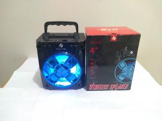 Parlante Portatil Bluetooth Kts-1115b Tucuman