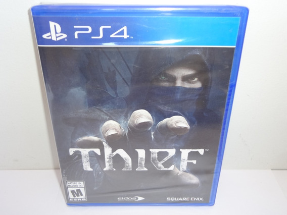 Thief Ps4 Playstation 4 Novo Lacrado De Fábrica