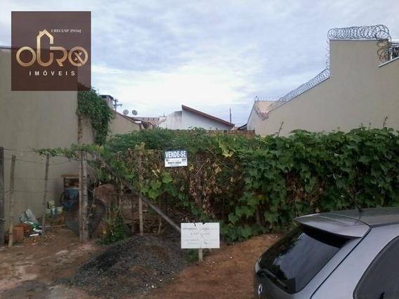 Terreno À Venda, 160 M² Por R$ 85.000 - Jardim Cambuí - Franca/sp - Te0156