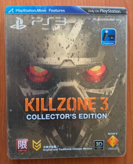 Killzone 3: Collectors Edition - Playstation 3