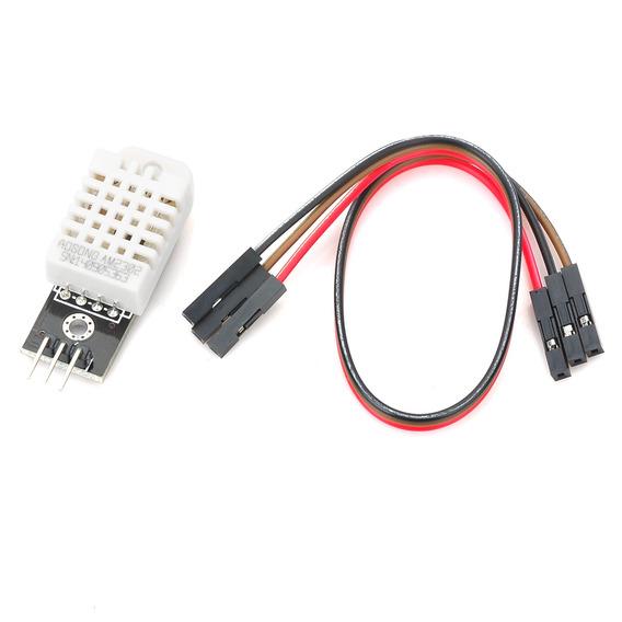 M?dulo Digital Dht22 2302 Sensor Temperatura/umidade Branco