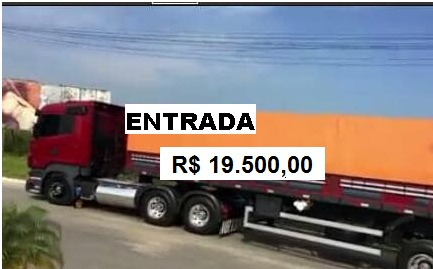Scania R440 Highline Ano 2013