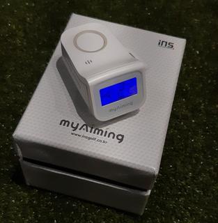 Dispositivo Digital Para Alineación Golf