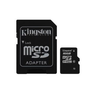 Memoria Micro Sd Kingston 16gb - Clase 10