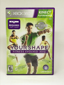 Your Shape Fitness Evolved 2012 P/ Kinect Xbox 360