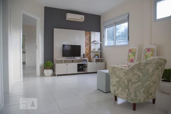 Apartamento No 6º Andar Mobiliado Com 3 Dormitórios E 2 Garagens - Id: 892905835 - 205835