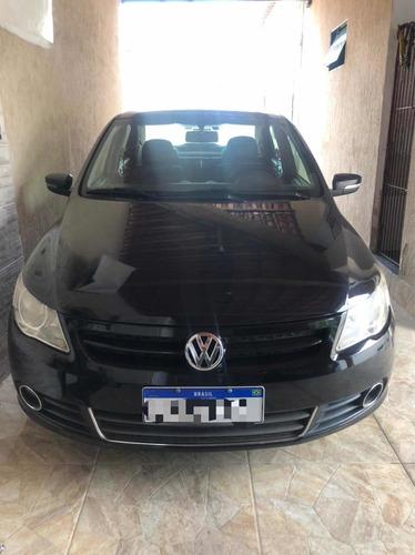 Imagem 1 de 12 de Volkswagen Voyage 1.6 Vht Comfortline Total Flex I-motion 4p