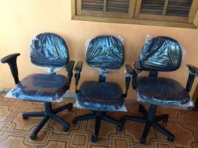 Cadeiras Giratórias 3 Regulagens