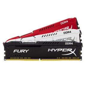 Memoria Hyperx Fury 8gb Ddr4 2400mhz Kingston Game 12x