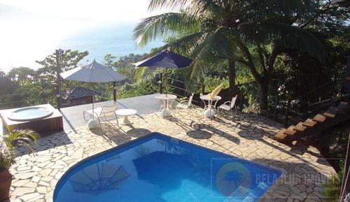 Casa Em Condomínio Em Ilhabela/sp Ref:588 - 588