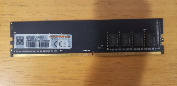 Memória Ram 8gb Ddr4 2400 Mhz Chronus Performance Servidor