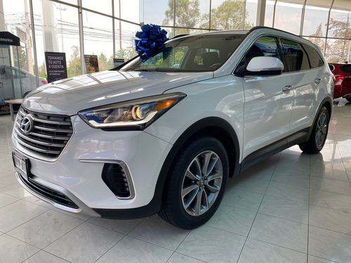 Imagen 1 de 10 de Hyundai Santa Fe 2018 3.3 Gls Premium At