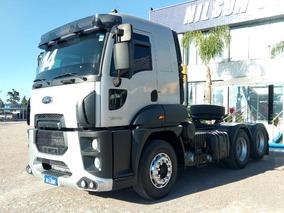 Ford Cargo 2842, 6x2, 2014 Nilson Caminhões Pr 8731