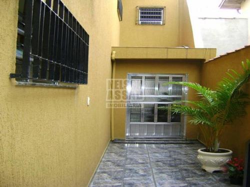 Imagem 1 de 23 de Sobrado Para Venda No Bairro Vila Regente Feijo, 0 Dorm, 2 Suíte, 2 Vagas, 236 M - 427
