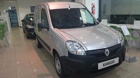 Renault Kangoo Furgon 0km Financiacion Anticipo Ycuotas (ga)