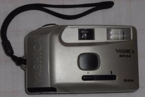 Câmera Kyocera Yashica Brisa Mecânica Funciona