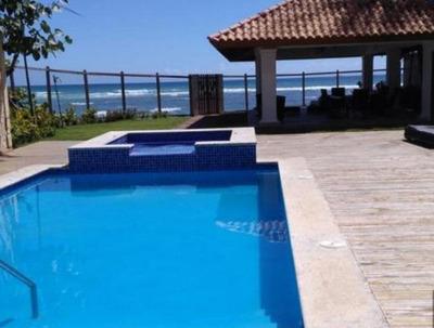 Hermosa Villa Amueblada En Juan Dolio
