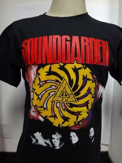 Camisa Soundgarden (chris Cornell/nirvana/pearl Jam) Rock